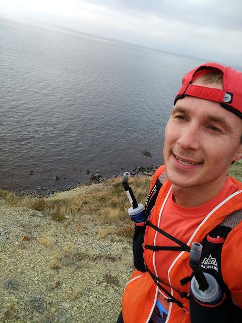Марафон Красные кипарисы, Андрей Думчев, пляж Сукко, Черное море, бег