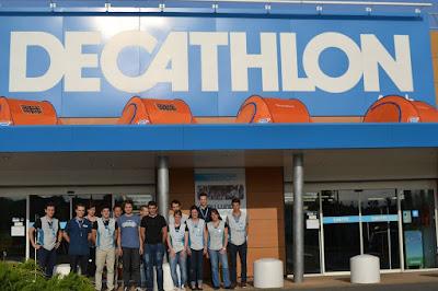 DECATHLON تعلن عن حملة مهمة للتوظيف تشمل عدة شواهد وتخصصات