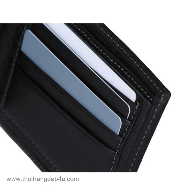 Bóp Nam Da Bò Giá Rẻ FF013
