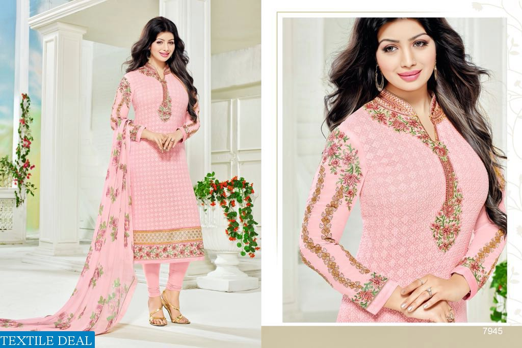 8b877c5930 Link :- http://textiledeal.in/wholesale-product/4822/Zisa-vol-33 -Export-and-Supplier-indian-Ethnic-Straight-long-Suits