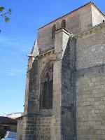 Lateral Iglesia Santo Domingo de Silos