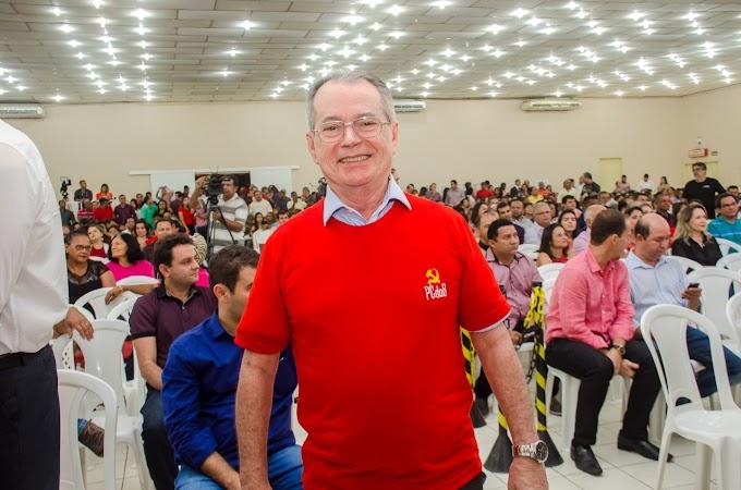 Levi Pontes Destaca Papel dos Deputados do PC do B Durante Conferência do Partido
