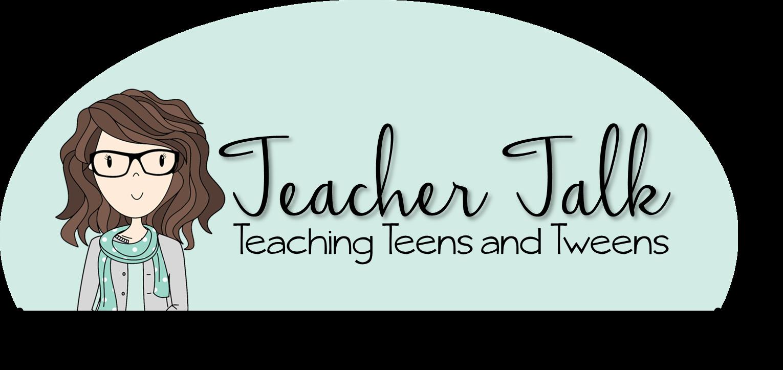 Addie Williams - Teacher Talk