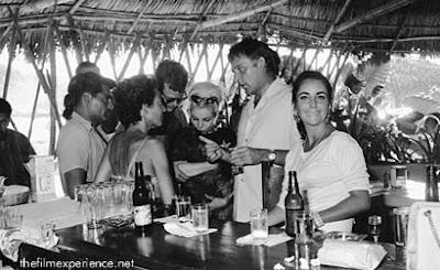 Elizabeth Taylor en Puerto Vallarta