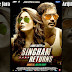 Sun Le Zara Chords– Singham Returns
