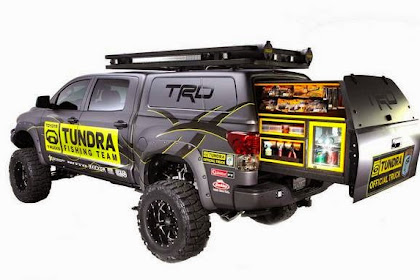 Toyota Tundra Ultimate Fishing Concept 2014