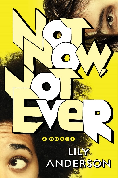 Not Now, Not Ever book cover
