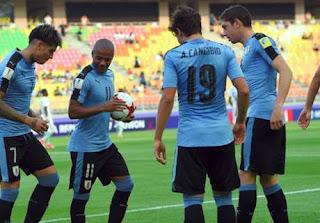 Uruguay U20 enfrenta a  Italia U20 por el Tercer Puesto del Mundial Sub 20 Corea del Sur 2017