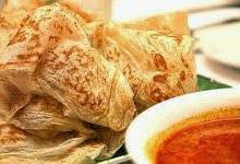 Foto Roti Prata Singapore Lezat Lembut dan Empuk