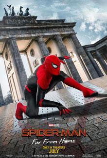 Spider-Man: Lejos de casa por Mega