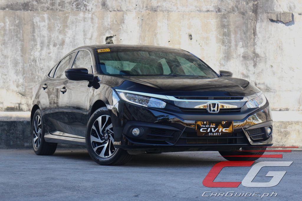 review 2017 honda civic 1 8 e philippine car news car reviews automotive features and new. Black Bedroom Furniture Sets. Home Design Ideas