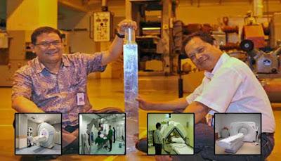 Dr.Ir. Yudi Imardjoko, Penemu Kontainer Penampung Limbah Nuklir