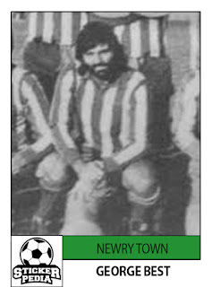 george best newry town shamrock rovers