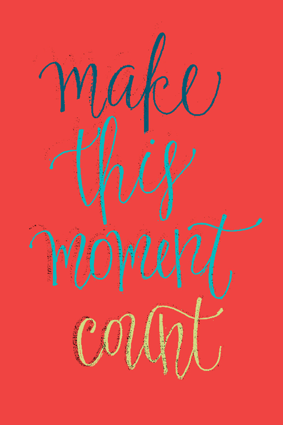 motivational lettering quote poster to inspire you