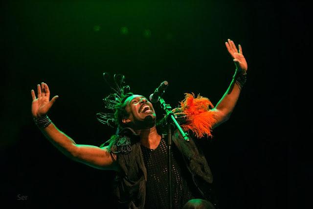 Primeiro disco solo de Jairo Pereira, vocalista do Aláfia, traz hip hop, jazz, reggae e poesia