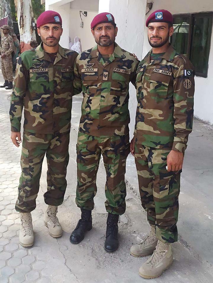 Pakistan Army SSG Photos