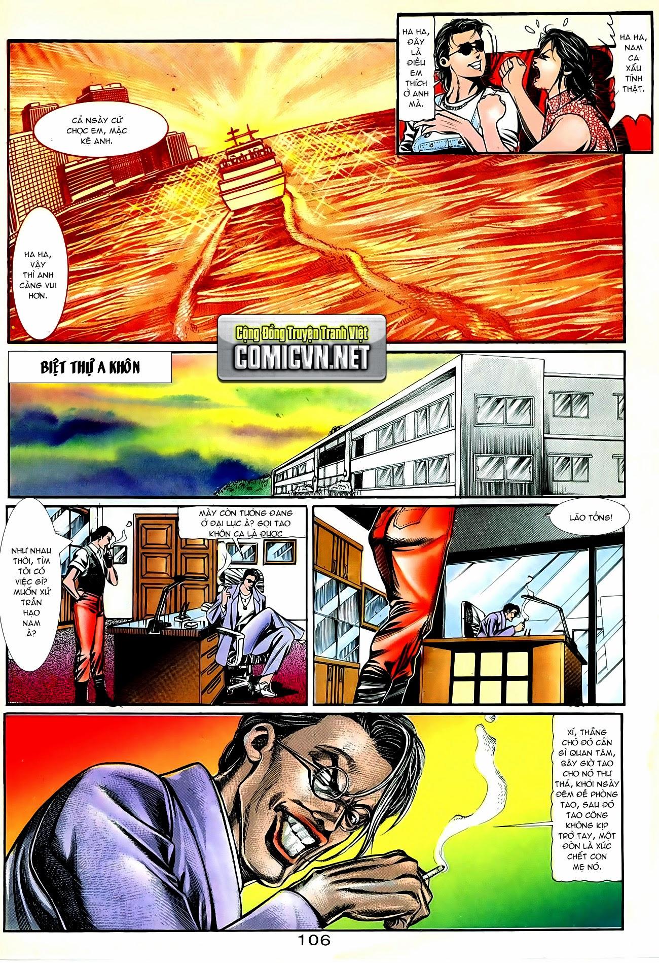 Người Trong Giang Hồ chapter 80: macau nổi sóng gió trang 10
