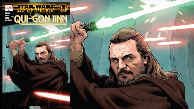 Recenzja - Star Wars: Age of Republic - Qui-Gon Jinn #1 - Jody Houser