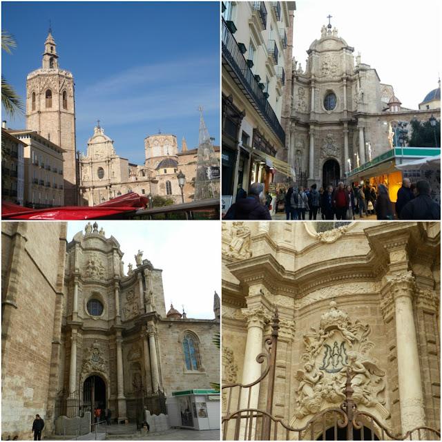 A Catedral de Valencia (Espanha) e o Cálice Sagrado