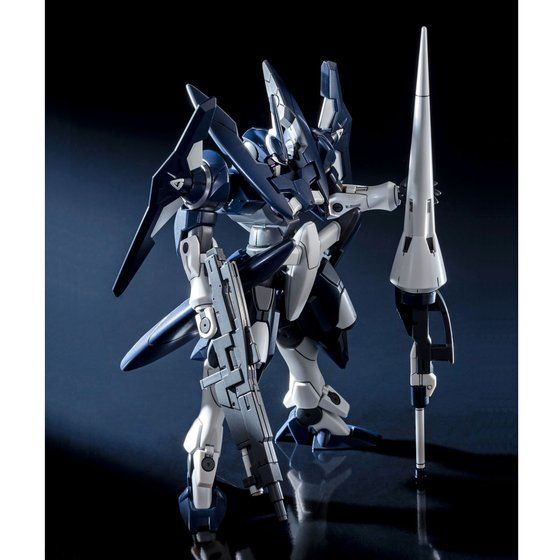 P-Bandai: HG 1/144 Advanced GN-X stand pose