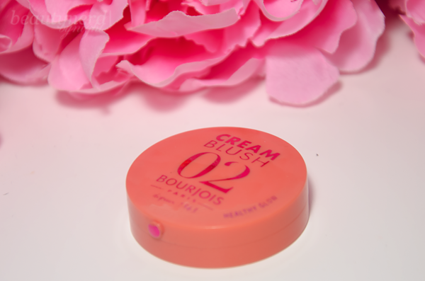 Bourjois Cream Blush Healthy Glow  美丽的夜晚