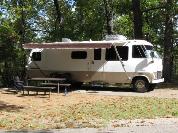 1974 Dodge Travco Motor Home For Sale