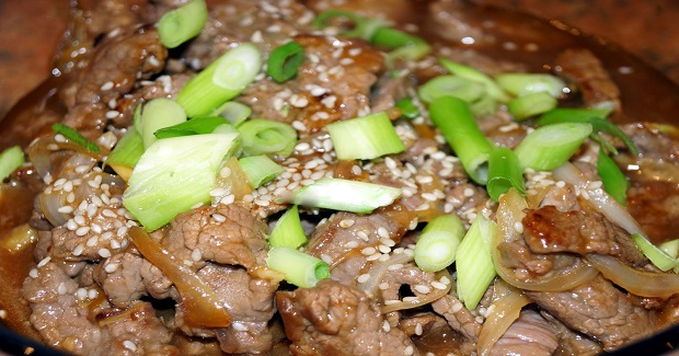 Teriyaki Style Beef Stir Fry Recipe