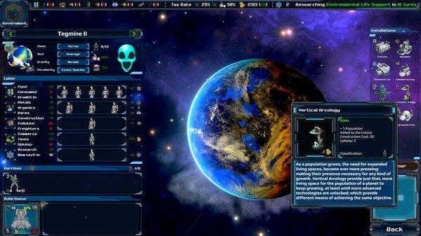 Astra Exodus (2020) PC Full Español