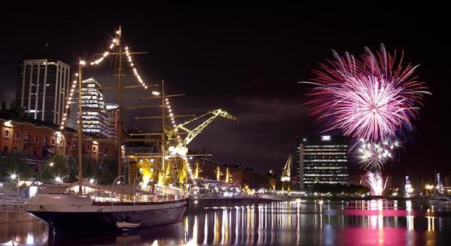 Feriados, festas e eventos anuais em Buenos Aires no mês de dezembro