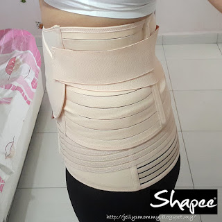 Hips Wrap and Bellys Wrap Plus