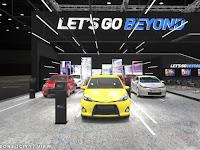 Booth Toyota Tampil Lebih Premium Di IIMS 2017