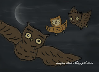 ilustrasi-alif-dan-sepasang-burung-hantu