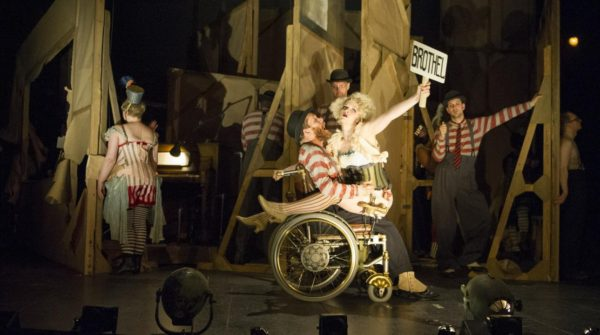 Brecht, Weill - The Threepenny Opera - National Theatre - photo Richard Hubert Smith