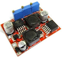 DC-DC step up down converter