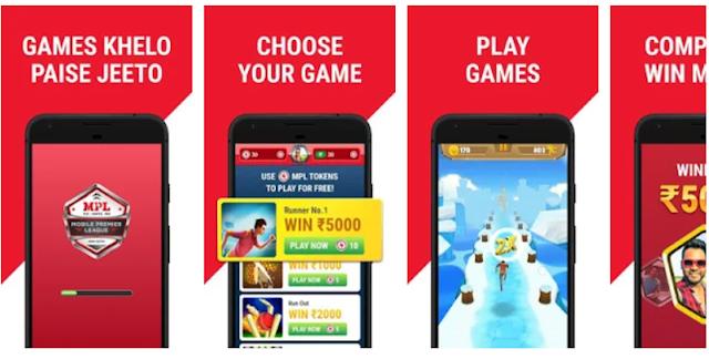 MPL - Mobile Premier League Mobile App - Youth Apps - Best