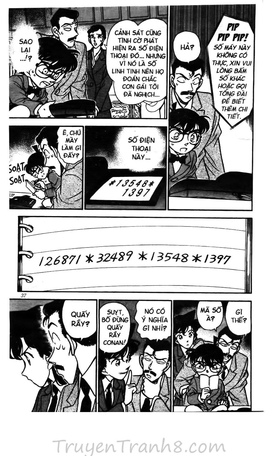 Detective Conan Chap 132 - Truyen.Chap.VN