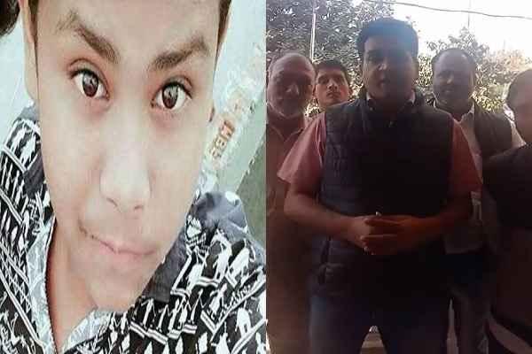 tushar-murder-case-delhi-kapil-mishra-demand-rs-1-crore-compensation