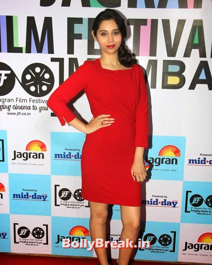 Sasha Agha, 5th Jagran Film Festival Red Carpet Pics