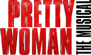 Pretty Woman: The Musical, Logo