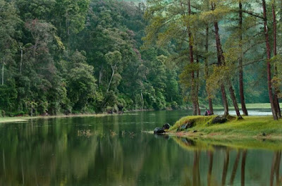 Indahnya Pemandangan Dan Pencarian Cinta di Situ Patenggang