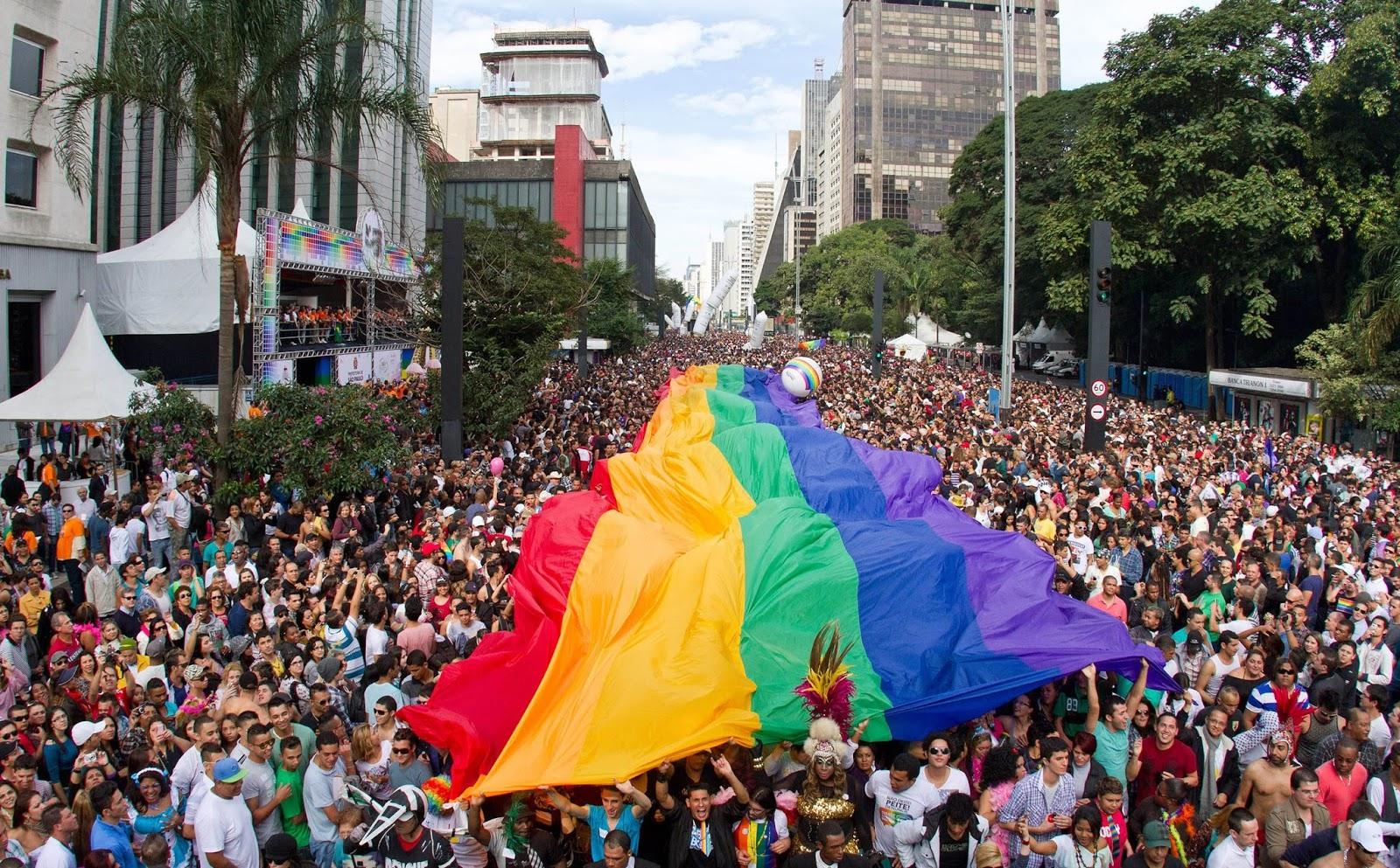 Qual a importância de ser voluntário na maior Parada LGBT do Mundo?