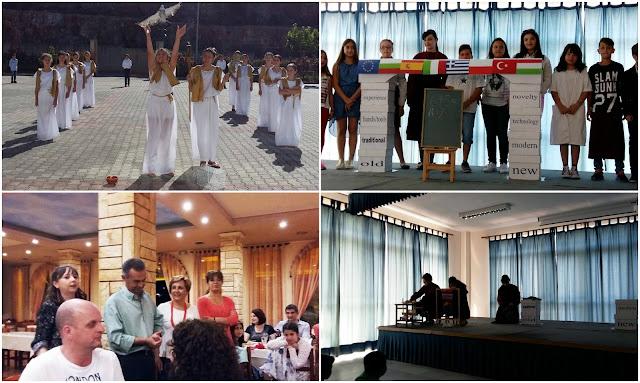 Παραμυθιά: Ολοκληρώθηκε η πενθήμερη δράση του Erasmus+ με την συμμετοχή 16 εκπαιδευτικών από 7 χώρες