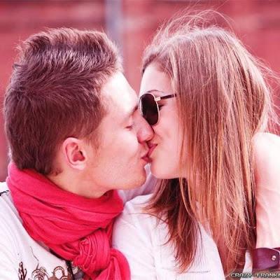 good morning kisses gif