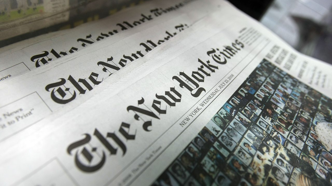 4 bestsellers YA do The New York Times
