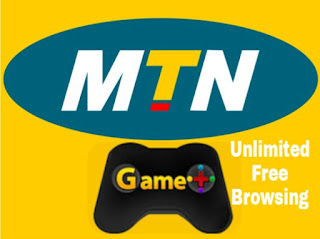 MTN Game plus Unlimited Free Browsing Is Back On Psiphon