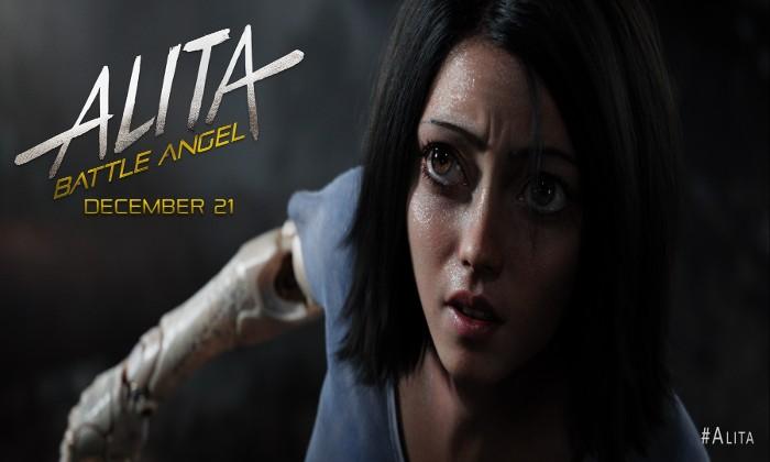 Alita Ángel de combate live-action
