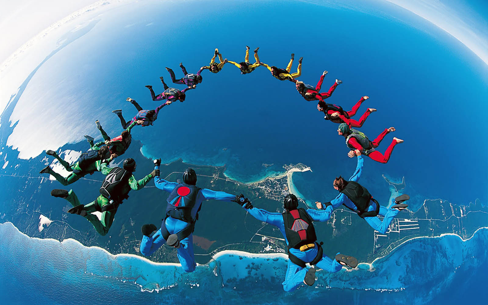 Southern California's Premier Skydiving Destination