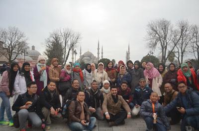 Paket Umroh Plus Wisata Muslim