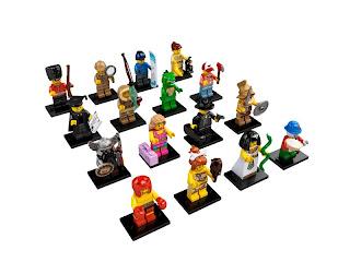 Lego 8805 Minifiguren Serie 5 b2