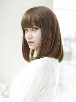 Inspirasi Model Rambut Sebahu Terbaru